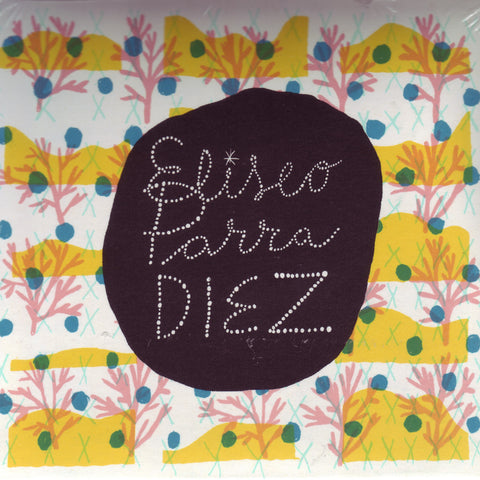 Image of Eliseo Parra, Diez, CD & DVD