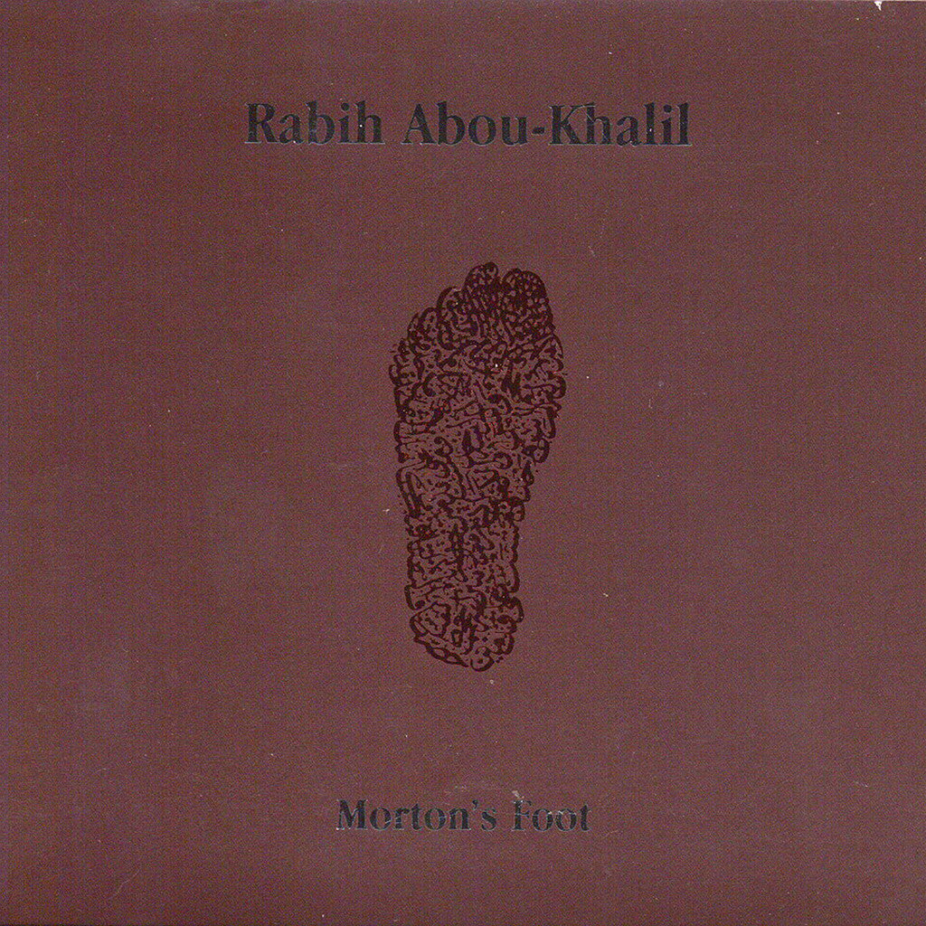 Image of Rabih Abou-Khalil, Morton's Foot, CD