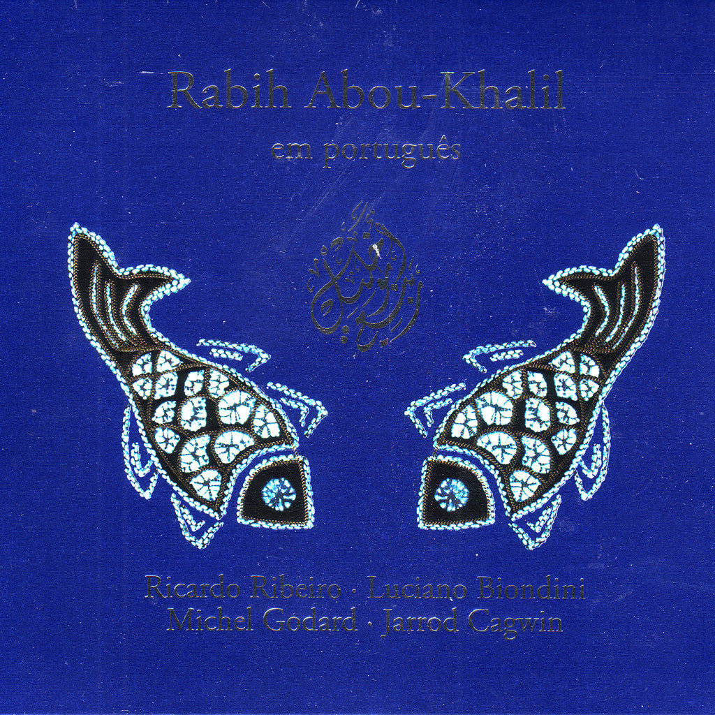 Image of Rabih Abou-Khalil, En Portugues, CD