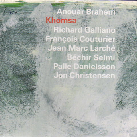Image of Anouar Brahem, Khomsa, CD