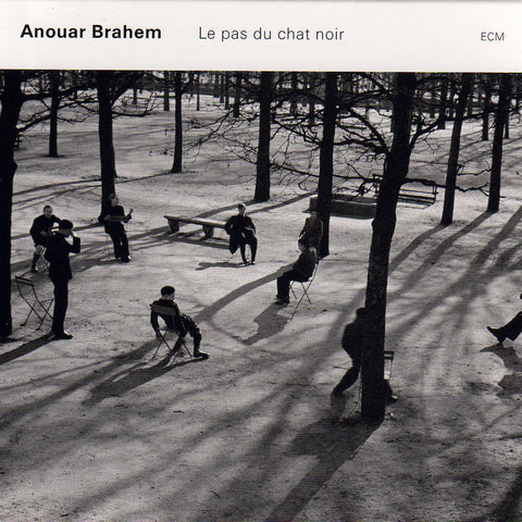 Image of Anouar Brahem, Le Pas du Chat Noir, CD