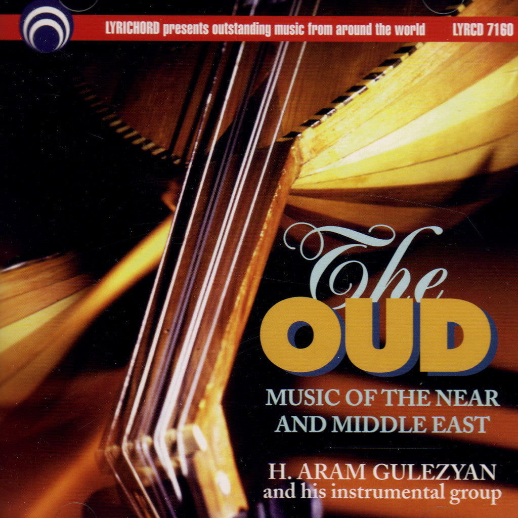 Image of Aram Gulezyan, The Oud, CD