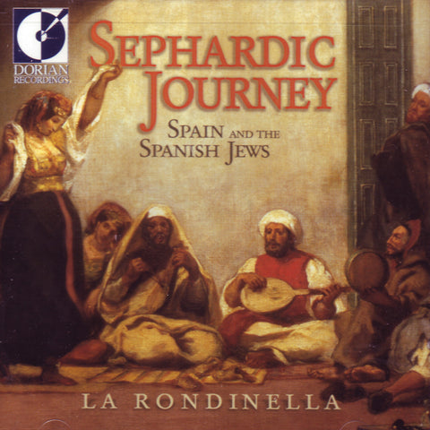 Image of La Rondinella, Sephardic Journey, CD