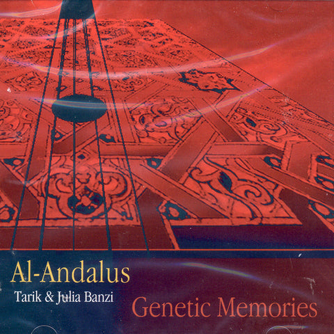 Image of Al-Andalus, Genetic Memories, CD