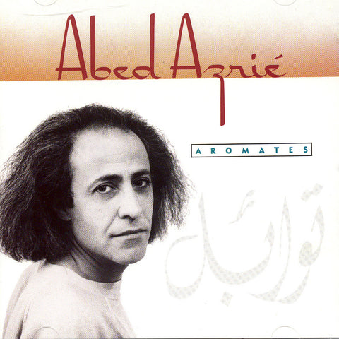 Image of Abed Azrie, Aromates, CD