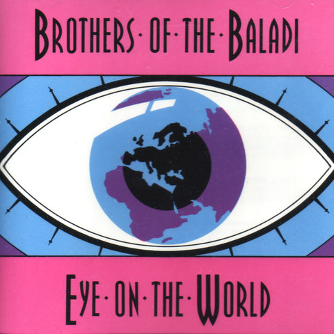 Image of Brothers of the Baladi, Eye on the World, CD