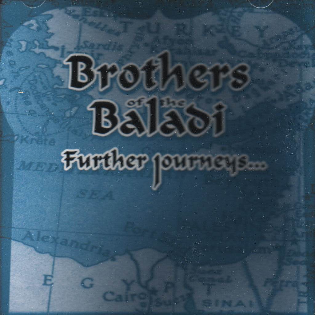 Image of Brothers of the Baladi, Further Journeys, CD