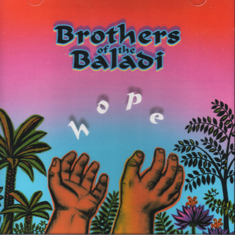 Image of Brothers of the Baladi, Hope, CD