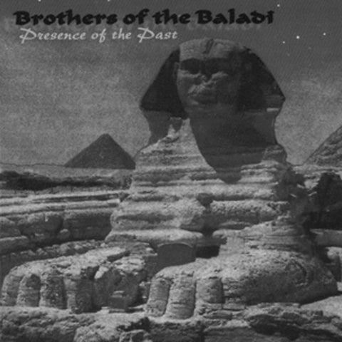 Image of Brothers of the Baladi, Presence of the Past, CD