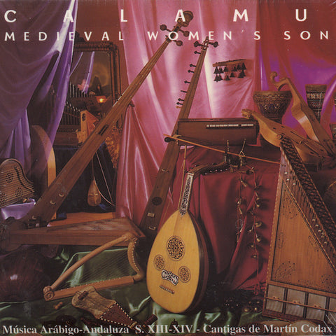 Image of Calamus, Medieval Women's Song, CD