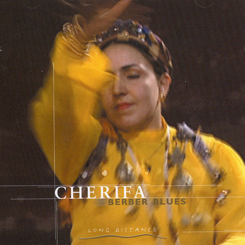 Image of Cherifa, Berber Blues, CD