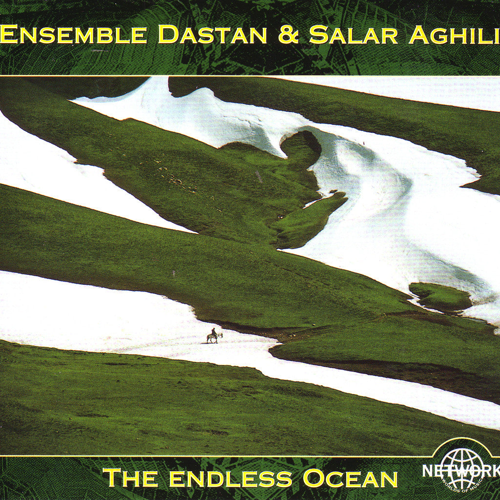 Image of Ensemble Dastan & Salar Aghili, The Endless Ocean, CD
