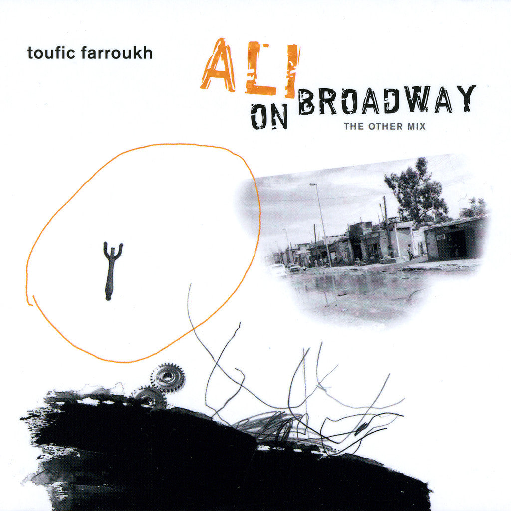 Image of Toufic Farroukh, Ali on Broadway, CD