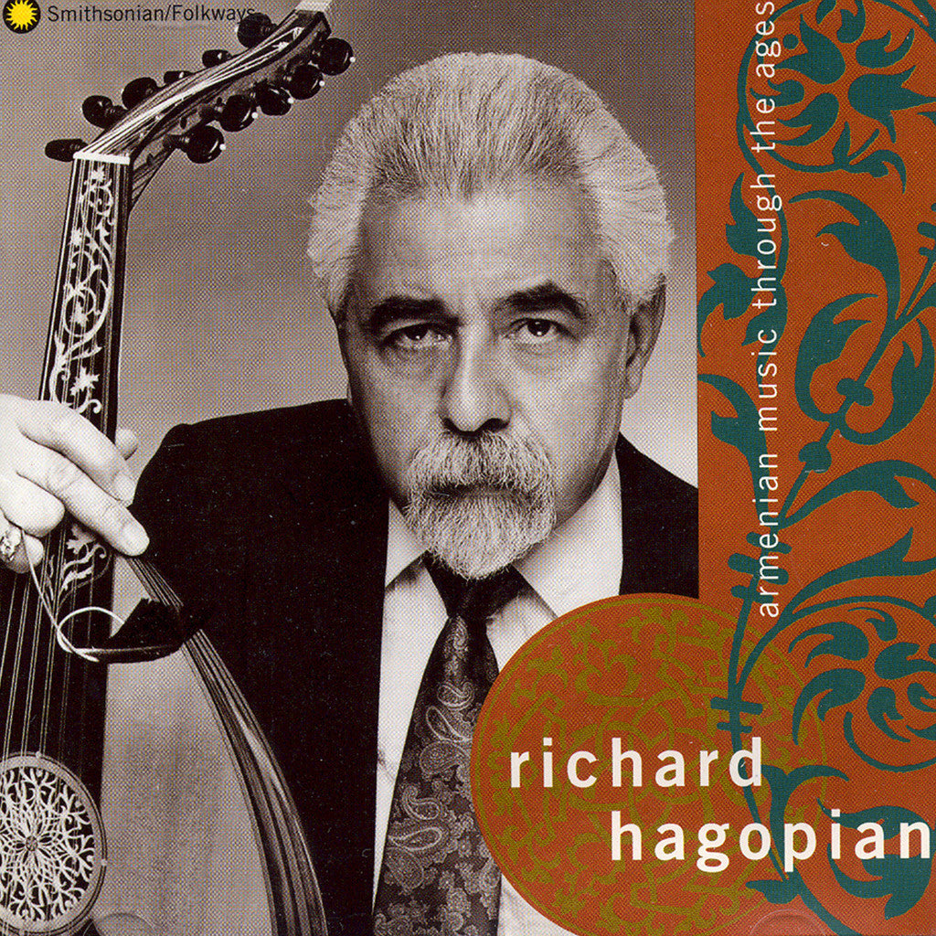 Image of Richard Hagopian, Armenian Music Through the Ages, CD