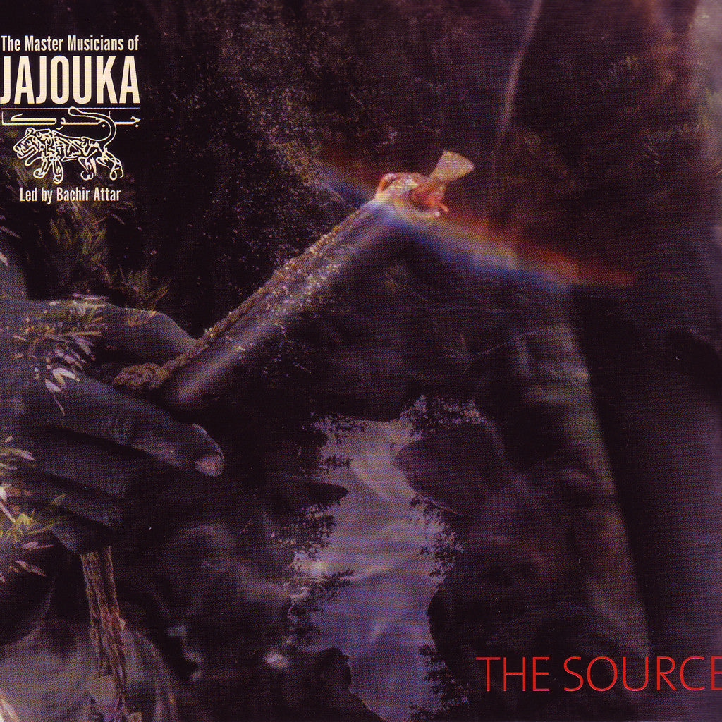 Image of The Master Musicians of Jajouka, The Source, CD