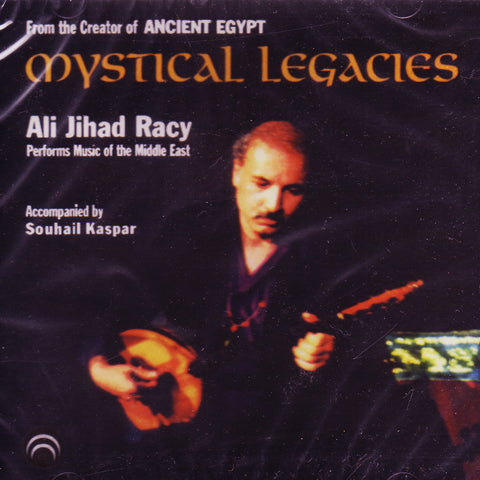 Image of Ali Jihad Racy, Mystical Legacies, CD