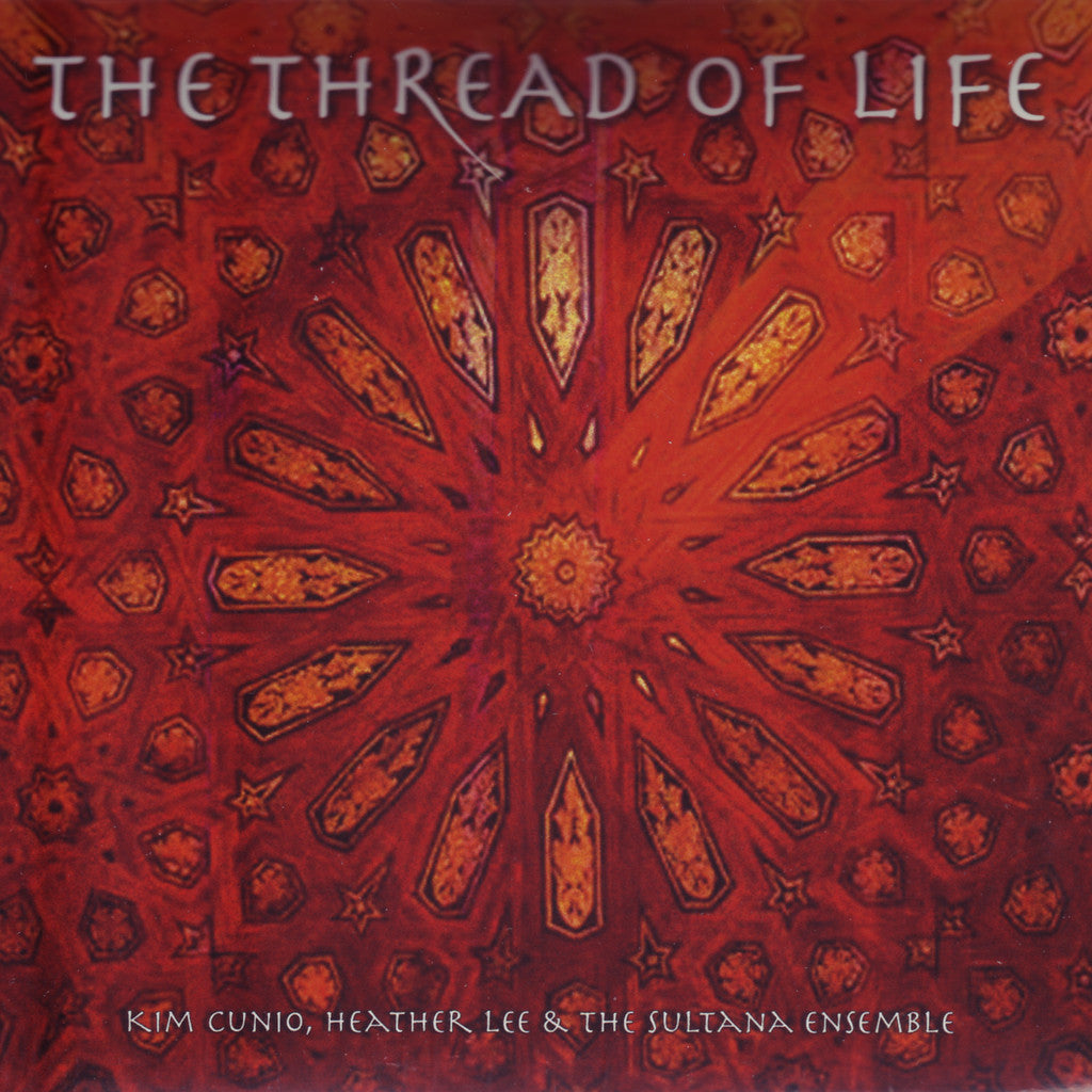 Image of Sultana Ensemble, The Thread of Life, CD