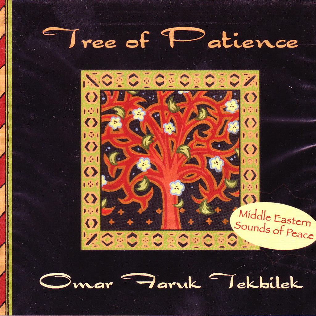 Image of Omar Faruk Tekbilek, Tree of Patience, CD