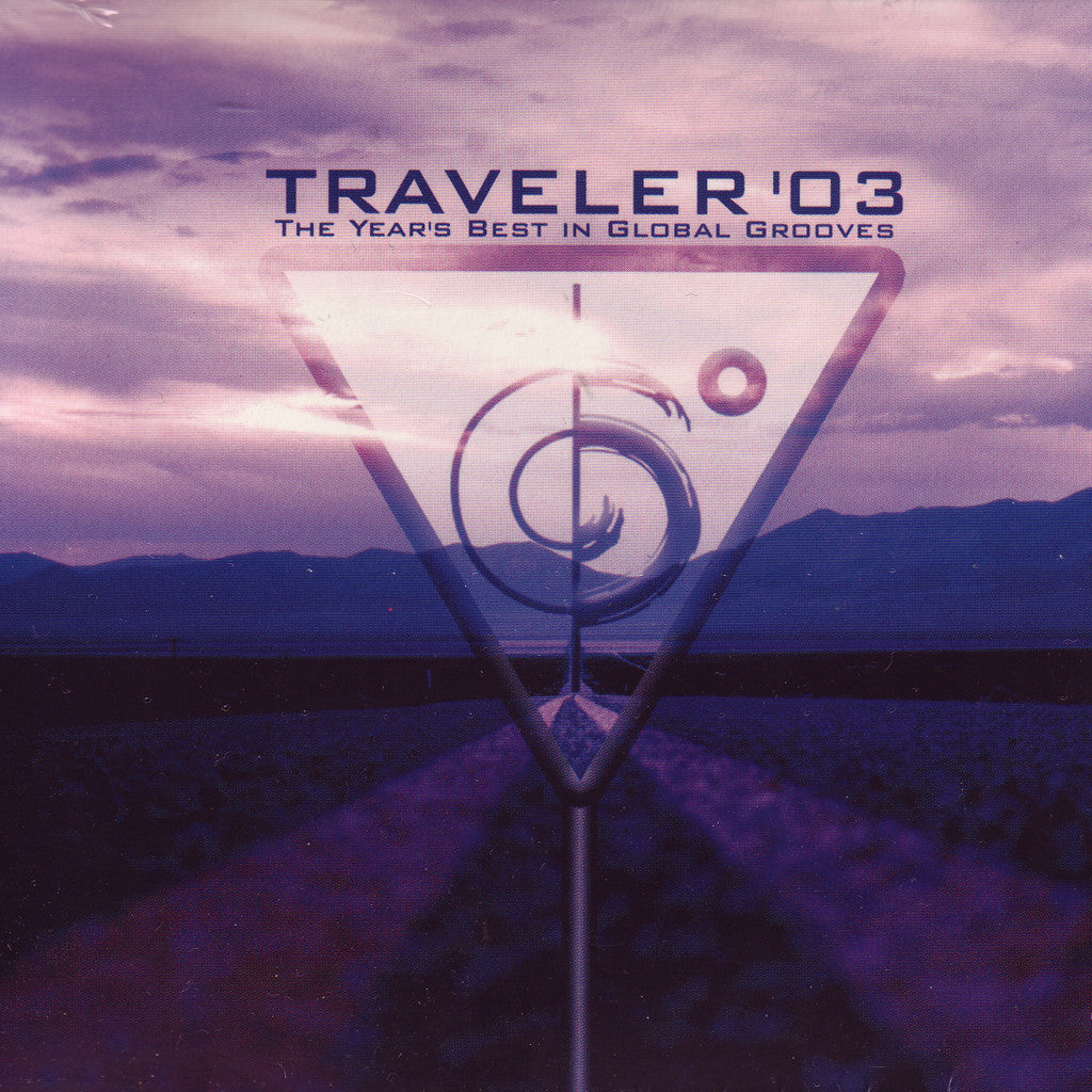 Image of Various Artists, Traveler '03, CD
