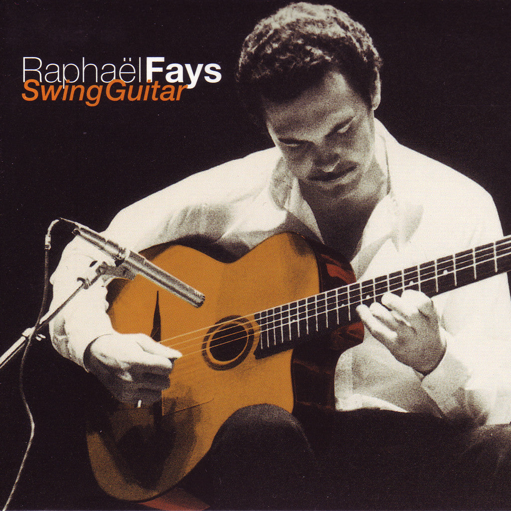 Image of Raphael Fays, Swing Guitar, CD
