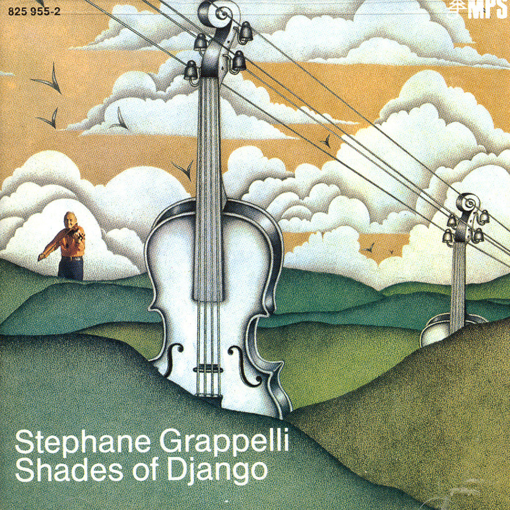 Image of Stephane Grappelli, Shades of Django, CD