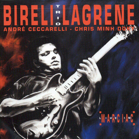 Image of Bireli Lagrene, Live in Marciac, CD