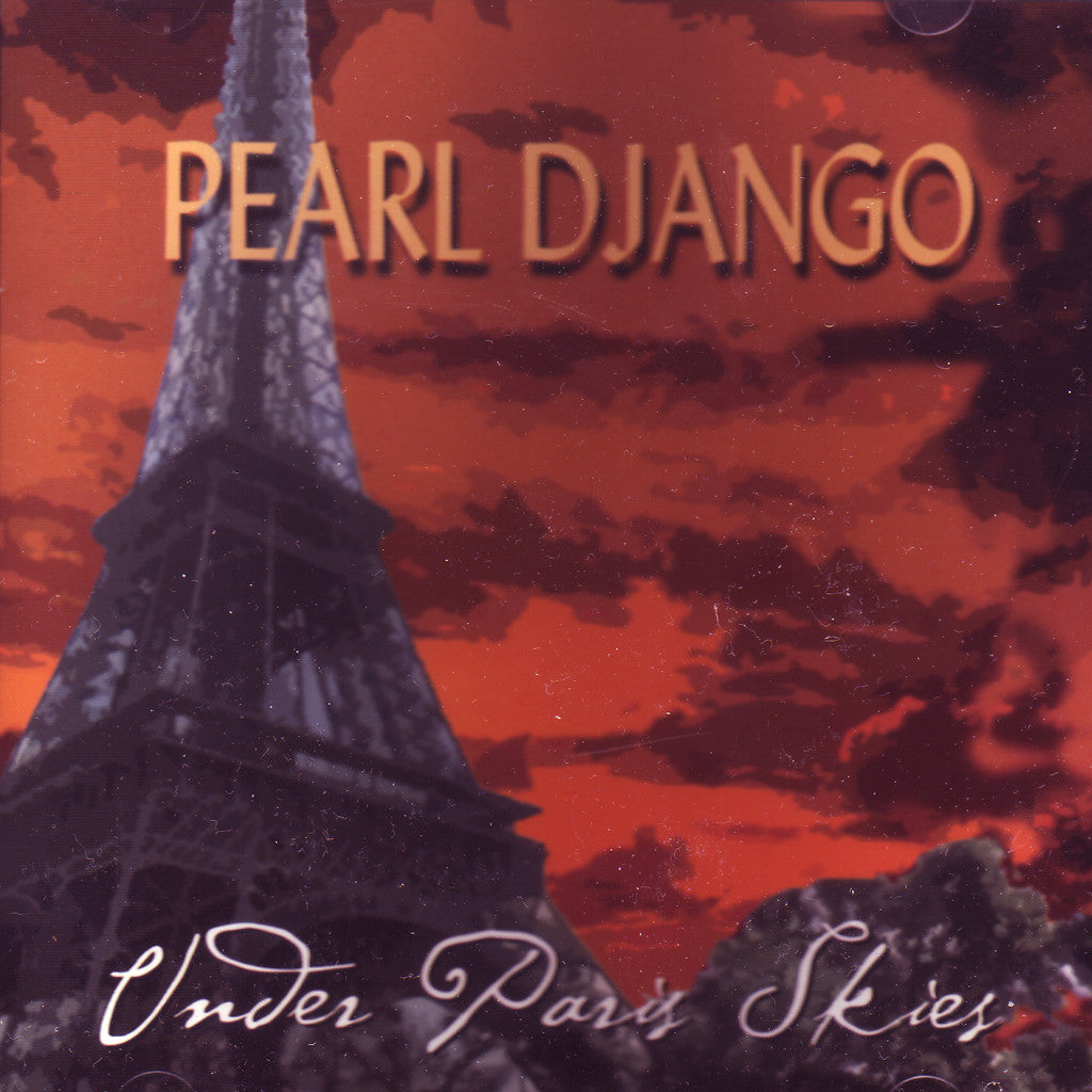 Image of Pearl Django, Under Paris Skies, CD