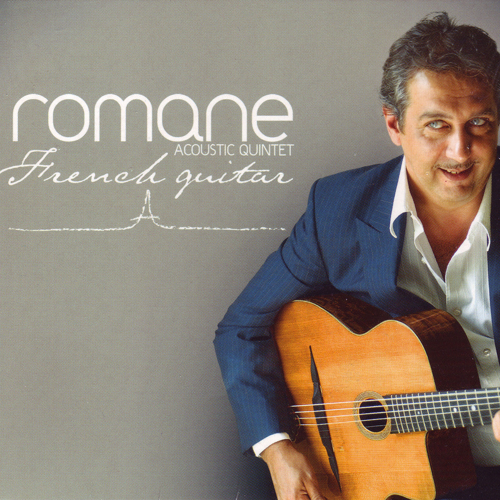 Image of Romane, French Guitar, CD