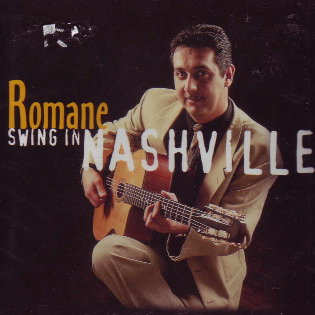 Image of Romane, Swing in Nashville, CD