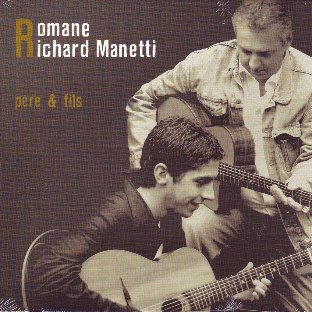 Image of Romane & Richard Manetti, Pere et Fils, CD