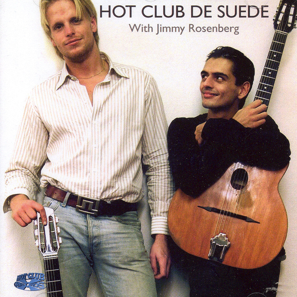 Image of Jimmy Rosenberg, Hot Club de Suede, CD