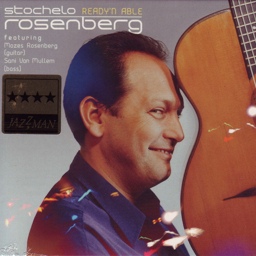 Image of Stochelo Rosenberg, Ready'n Able, CD