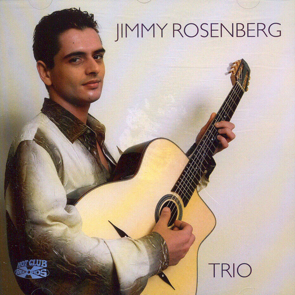 Image of Jimmy Rosenberg, Trio, CD