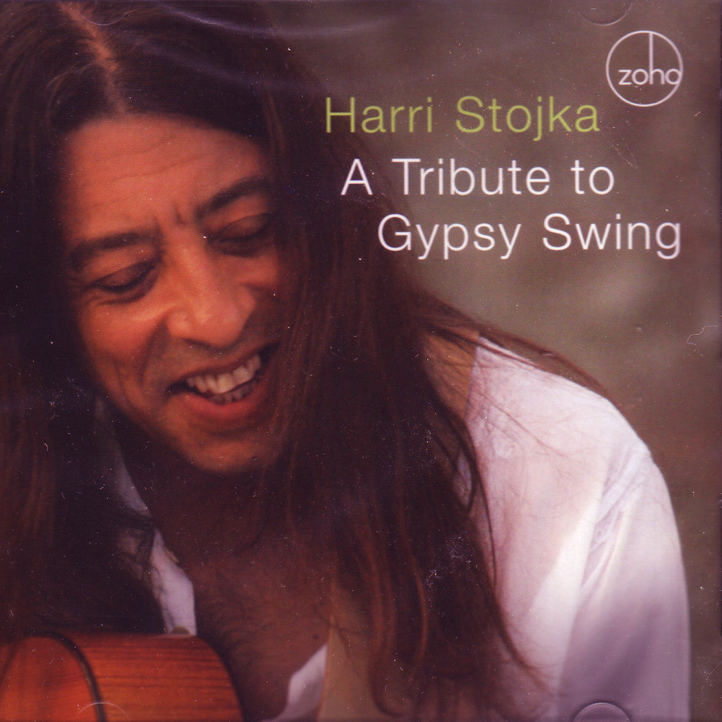 Image of Harri Stojka, A Tribute to Gypsy Swing, CD