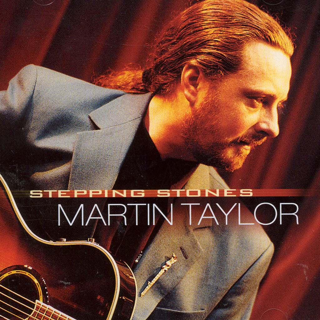 Image of Martin Taylor, Stepping Stones, CD