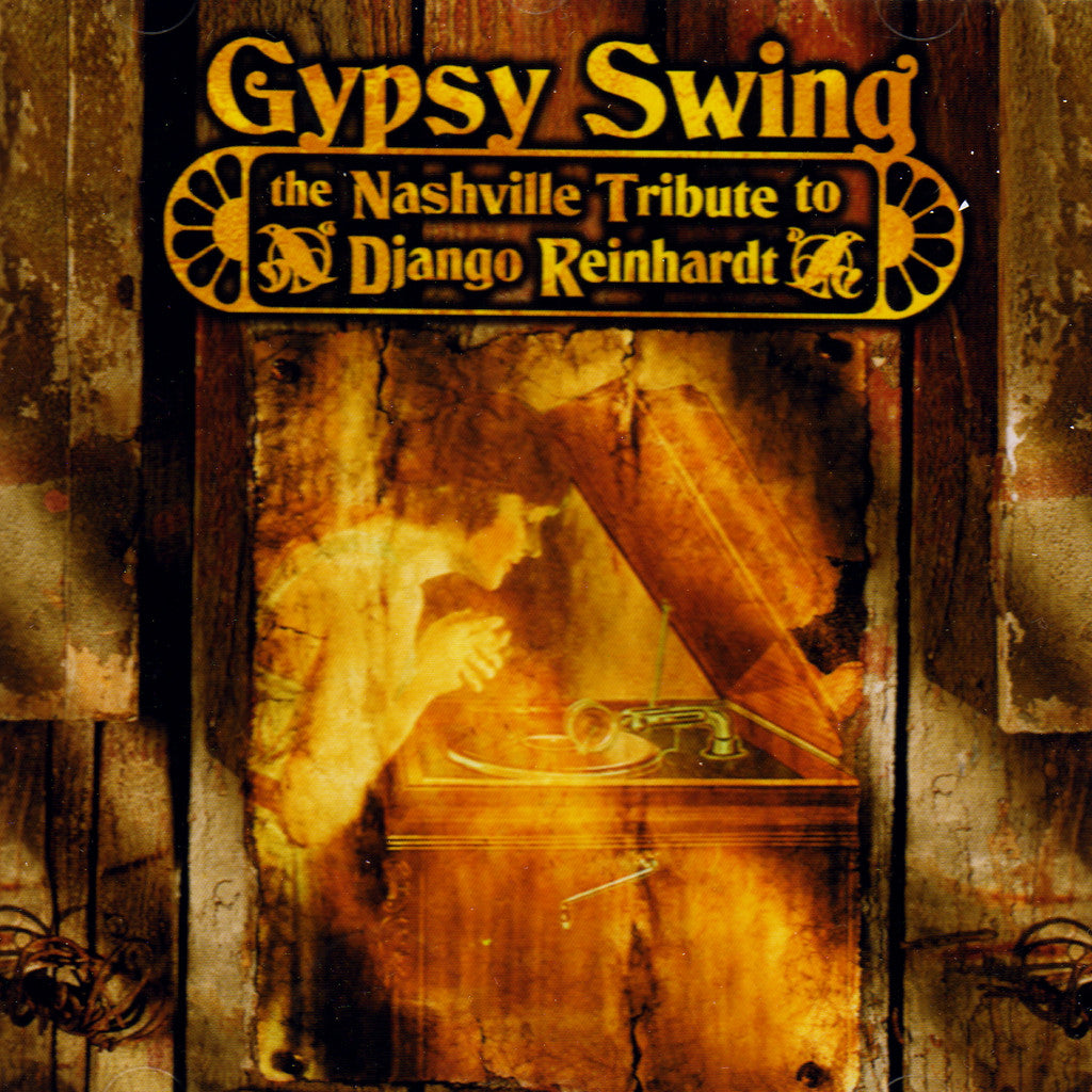 Image of Various Artists, Gypsy Swing: The Nashville Tribute to Django, CD