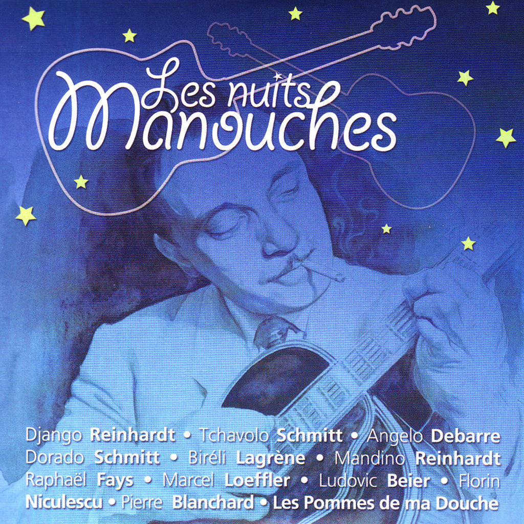 Image of Various Artists, Les Nuits Manouches, 2 CDs