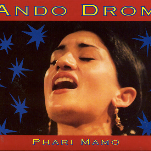 Image of Ando Drom, Phari Mamo, CD