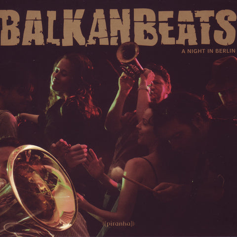 Image of Balkan Beats, A Night in Berlin, CD