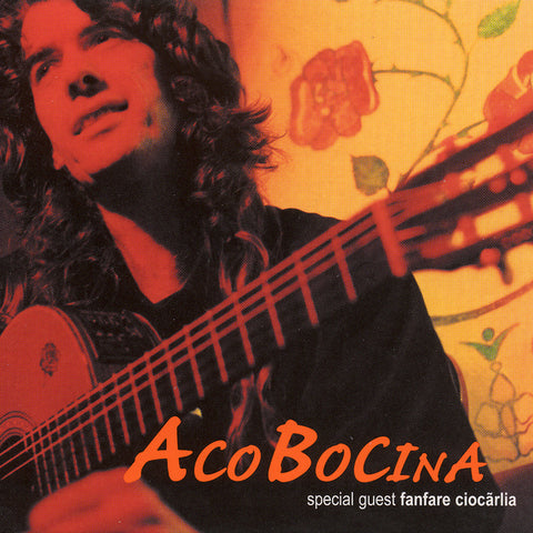 Image of Aco Bocina, Aco Bocina, CD