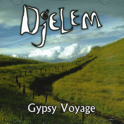 Image of Djelem, Gypsy Voyage, CD