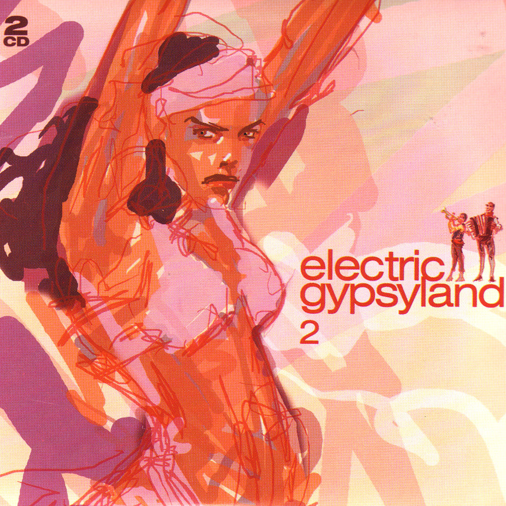 Image of Various Artists, Electric Gypsyland 2, 2 CDs