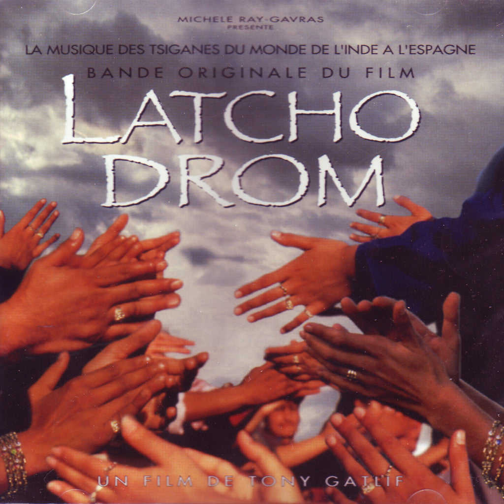 Image of Various Artists, Latcho Drom, CD