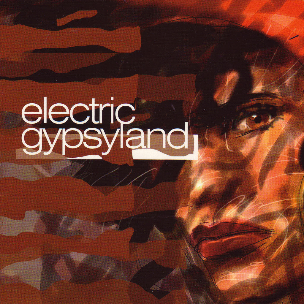 Image of Various Artists, Electric Gypsyland, CD