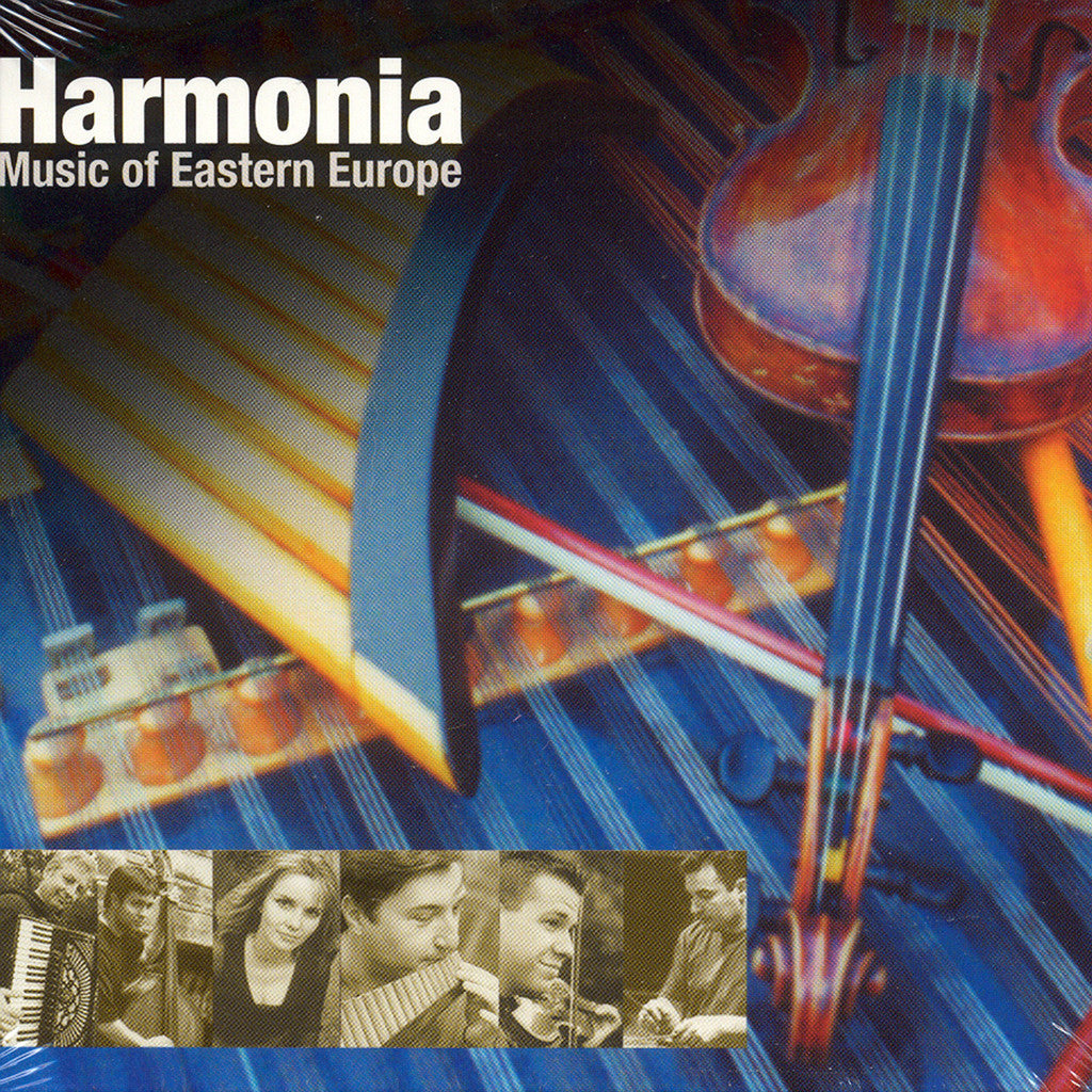 Image of Harmonia, Music of Eastern Europe, CD