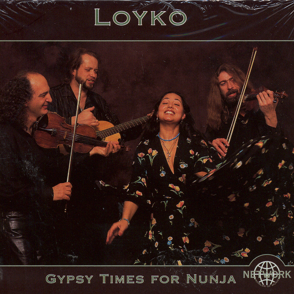 Image of Loyko, Gypsy Times for Nunja, CD