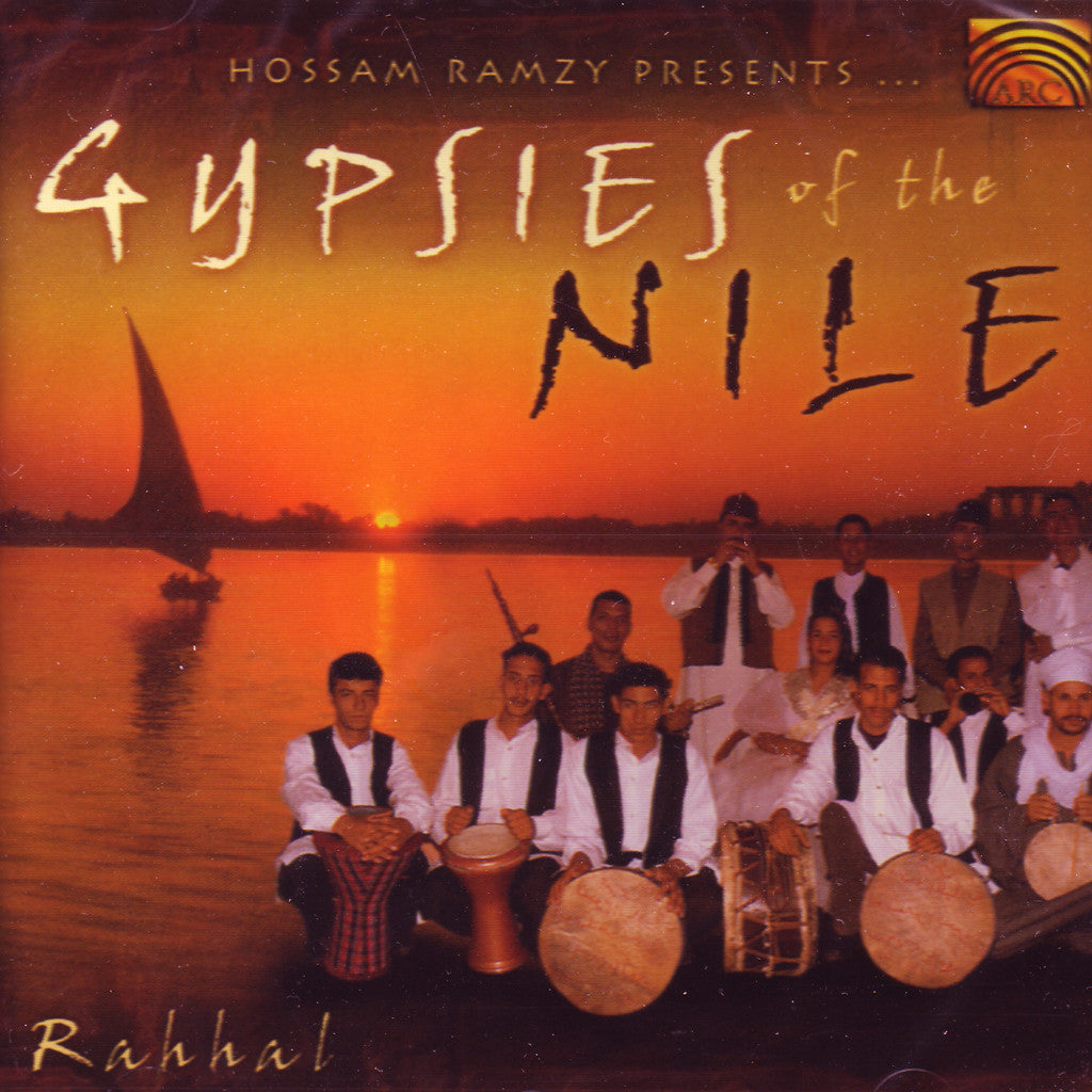 Image of Gypsies of the Nile, Rahhal, CD