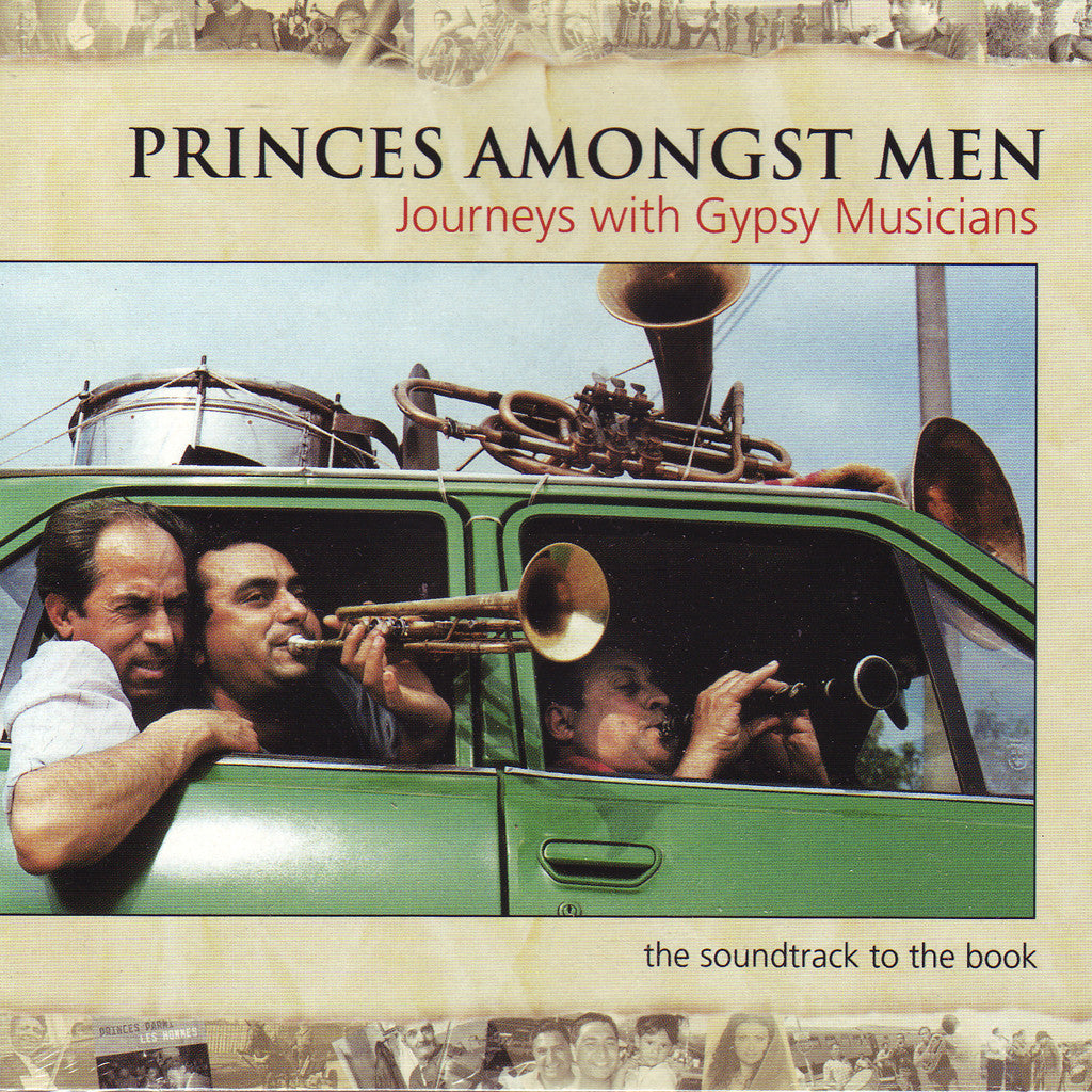Image of Various Artists, Princes Amongst Men, CD