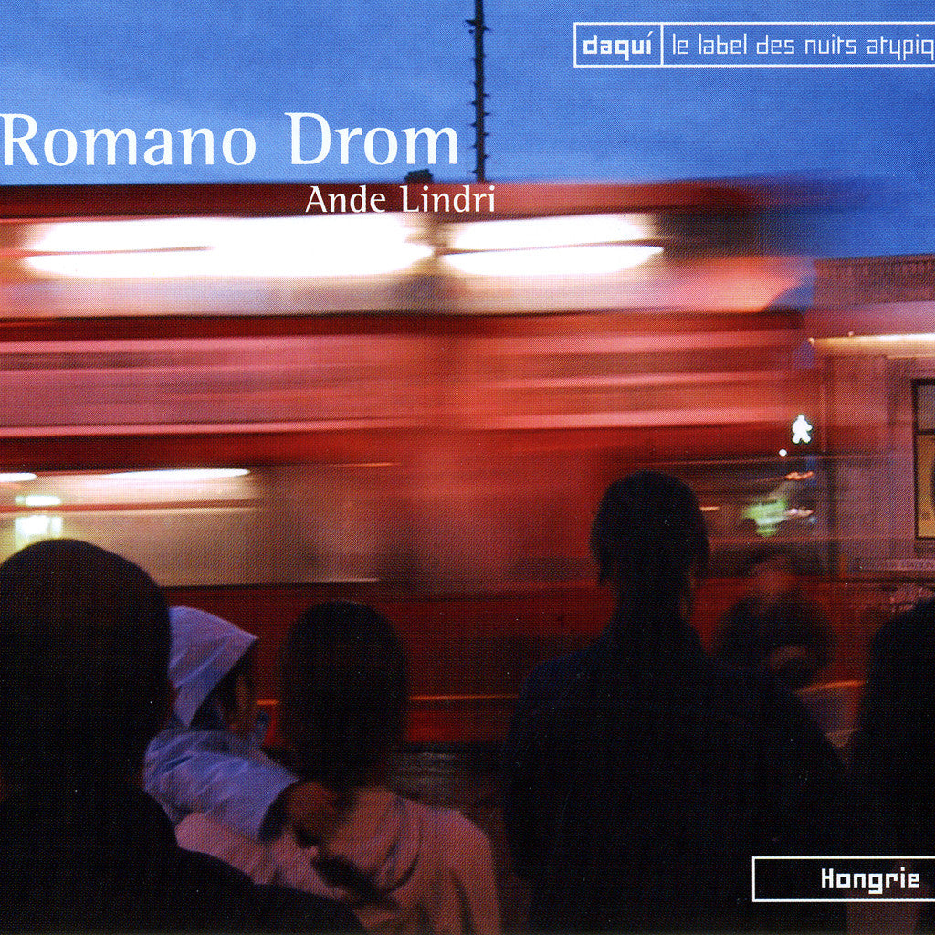 Image of Romano Drom, Ando Foro, CD