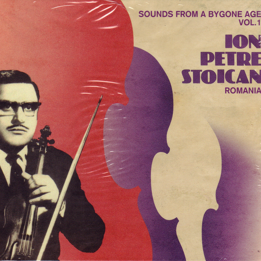 Image of Ion Petre Stoican, Sounds from a Bygone Age, CD